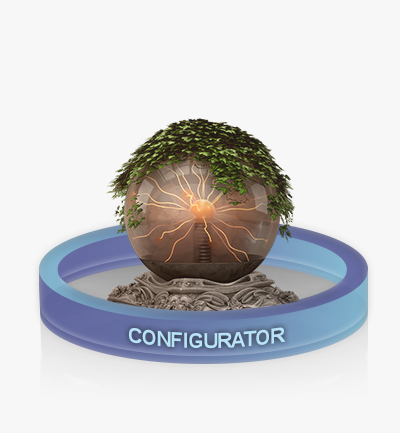 The most powerful configurator